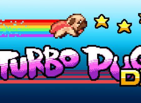 Turbo Pug DX: il titolo svelato per l'approdo sull'eShop di Nintendo Switch