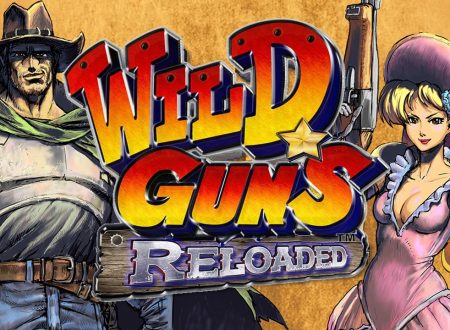 Wild Guns Reloaded: il titolo è in arrivo in primavera sui Nintendo Switch europei