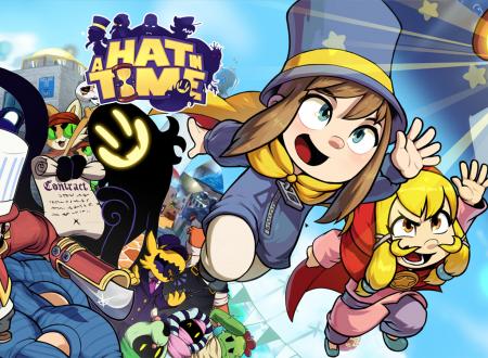 A Hat in Time: il titolo non arriverà su Nintendo Switch, secondo gli sviluppatori