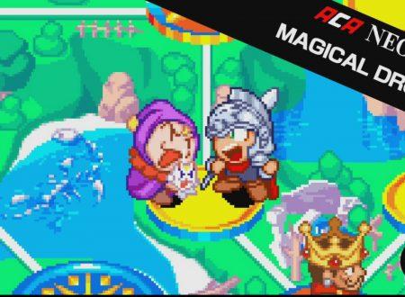 ACA NeoGeo: Magical Drop III, il titolo in arrivo il prossimo 22 febbraio sull'eShop europeo di Nintendo Switch