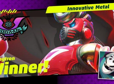 ARMS: Springtron è il vincitore del quinto Party Crash: Gioventù irrequieta