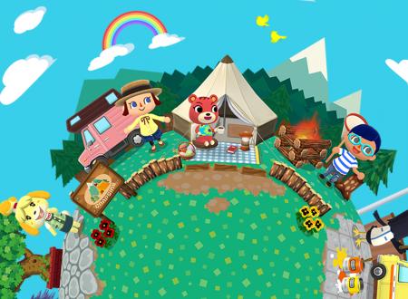 Animal Crossing: Pocket Camp, il titolo aggiornato alla versione 1.3.0 sui dispositivi Android e iOS