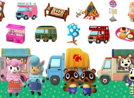 Animal Crossing: Pocket Camp, il titolo aggiornato alla versione 1.2.0 sui dispositivi Android e iOS