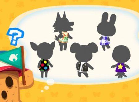 Animal Crossing: Pocket Camp, svelato l'arrivo di cinque nuovi animali nel titolo