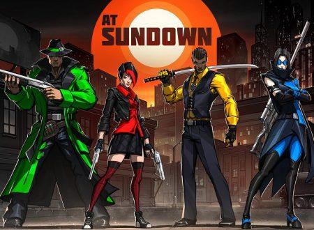 At Sundown: il titolo è in arrivo in primavera sull'eShop di Nintendo Switch