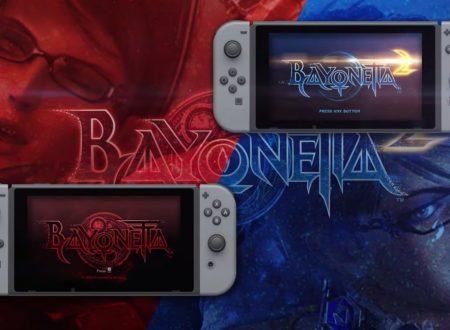 Bayonetta 1 & 2: pubblicato il trailer di lancio italiano dei due titoli