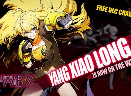 BlazBlue: Cross Tag Battle: Blake Belladonna e Yang Xiao Long saranno offerte gratis per tutti i giocatori
