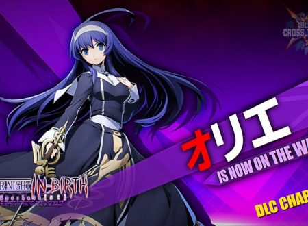 BlazBlue: Cross Tag Battle, Platinum The Trinity, Orie e Kanji Tatsumi saranno i personaggi DLC del titolo