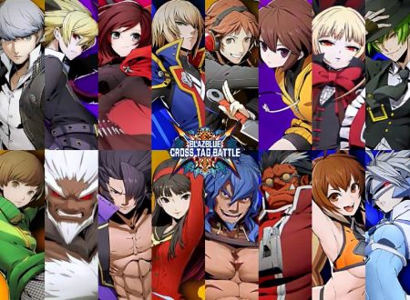 BlazBlue: Cross Tag Battle: pubblicato un nuovo video gameplay sul titolo