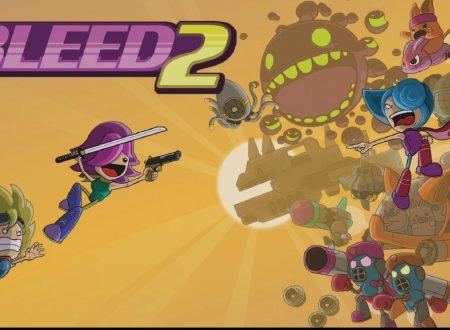 Bleed 2: il titolo è in arrivo l'8 marzo sull'eShop europeo di Nintendo Switch