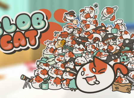 BlobCat: il titolo in in arrivo il 9 agosto sull'eShop di Nintendo Switch