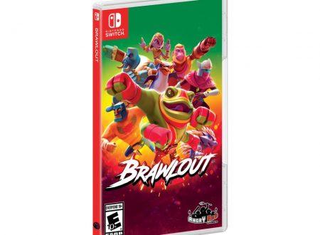 Brawlout: il titolo è in arrivo a maggio in formato retail su Nintendo Switch