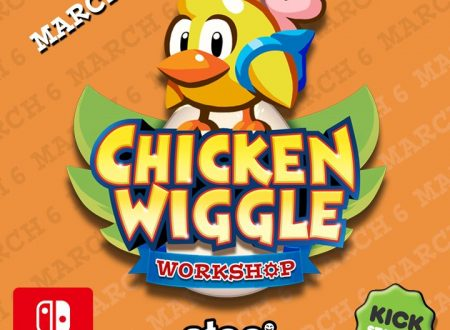 Chicken Wiggle Workshop: la campagna Kickstarter su Chicken Wiggle su Nintendo Switch, in arrivo il 6 marzo