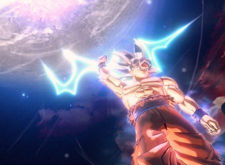 Dragon Ball Xenoverse 2: mostrati i primi screenshots dedicati a Goku Ultra istinto