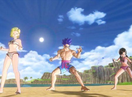 Dragon Ball Xenoverse 2: pubblicato il trailer di lancio dedicato all'Extra Pack 2.