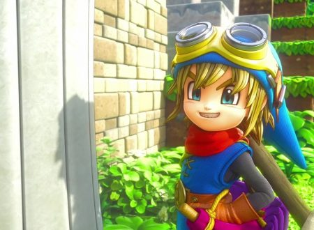 Dragon Quest Builders: pubblicata un'ora di video livestream del titolo per Nintendo Switch