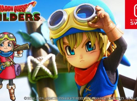Dragon Quest Builders: i nostri primi 80 minuti del titolo su Nintendo Switch