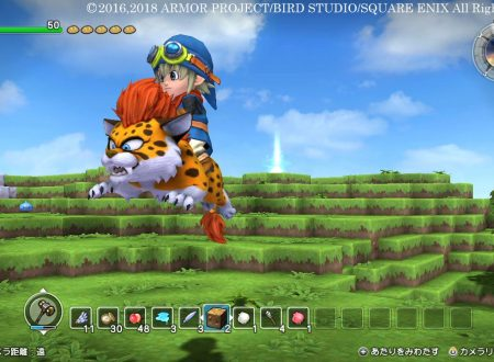 Dragon Quest Builders: un video ci mostra come ottenere un Great Sabrecub nel titolo