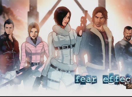Fear Effect Sedna: i primi 52 minuti del titolo dai Nintendo Switch europei