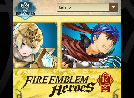 Fire Emblem Heroes: Ike è in testa nel sondaggio Splende un eroe, disponibile sul sito ufficiale