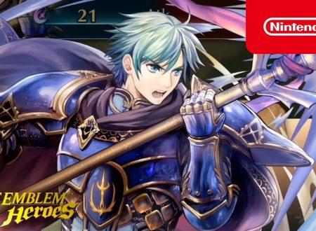 Fire Emblem Heroes: svelato l'evento evocazione Eroi leggendari: Ephraim, il principe mitico