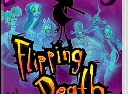 Flipping Death: il titolo sarà pubblicato anche in versione retail su Nintendo Switch