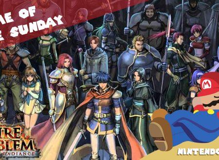 Game of the Sunday – Il gioco della domenica: la nuova video rubrica domenicale con titoli classici e non di Nintendo