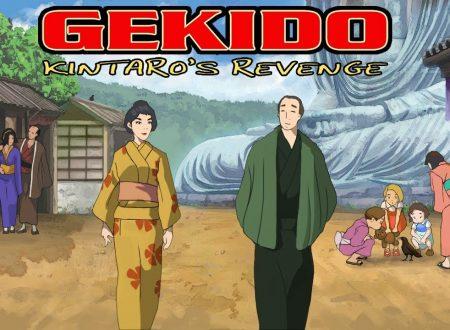 Gekido Kintaro's Revenge: pubblicato il primo trailer del titolo in arrivo su Nintendo Switch
