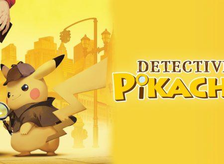 Detective Pikachu: pubblicato un nuovo trailer del titolo in arrivo a marzo su Nintendo 3DS