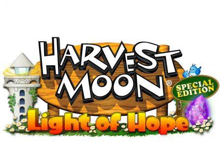 Harvest Moon: Light of Hope, il titolo è in arrivo nel mese di maggio su Nintendo Switch