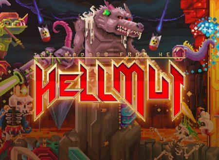 Hellmut: The Badass from Hell, il titolo è in arrivo nel Q2 2018 sull'eShop di Nintendo Switch