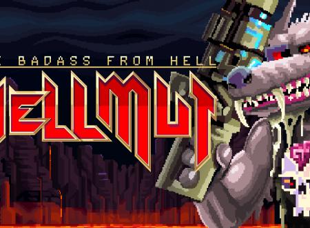 Hellmut: The Badass from Hell, il titolo annunciato per l'arrivo su Nintendo Switch
