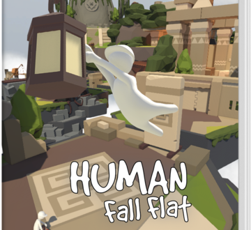 Human: Fall Flat, il titolo è in arrivo in formato retail sui Nintendo Switch europei