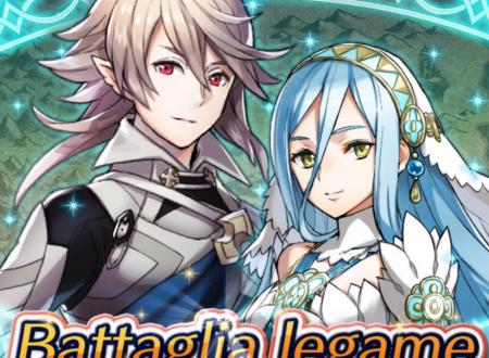 Fire Emblem Heroes: disponibile la battaglia Legame Corrin e Azura, ultimo round per la votazione di Splende un eroe