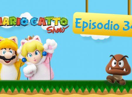 Il Mario Gatto Show: pubblicato il 34° episodio in lingua italiana dello show felino