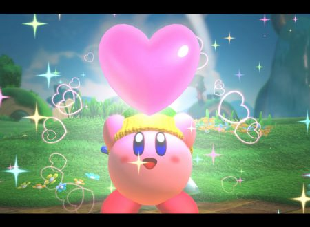 Kirby Star Allies: pubblicati altri 10 minuti di video gameplay sul titolo