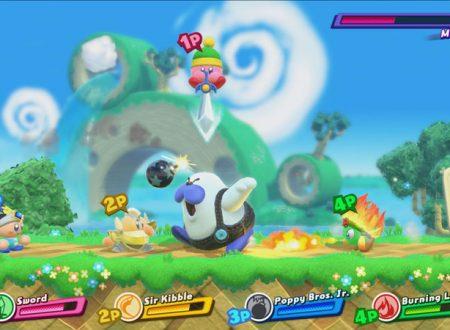 Kirby Star Allies: pubblicato il trailer dedicato a Dream Land Meadow