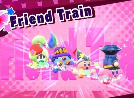 Kirby Star Allies: pubblicato un nuovo video gameplay cinese sul titolo