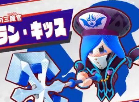 Kirby Star Allies: pubblicato un video dedicato a Francisca, uno dei Boss del titolo