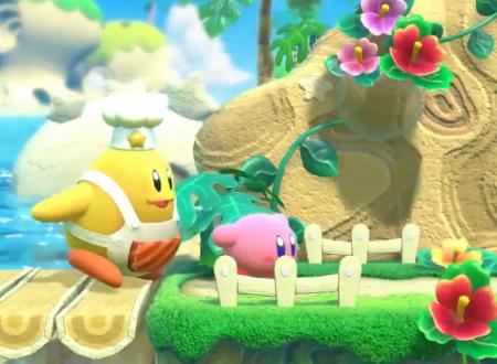 Kirby Star Allies: una nuova clip mostra Chef Kawasaki, di ritorno da  Kirby Super Star