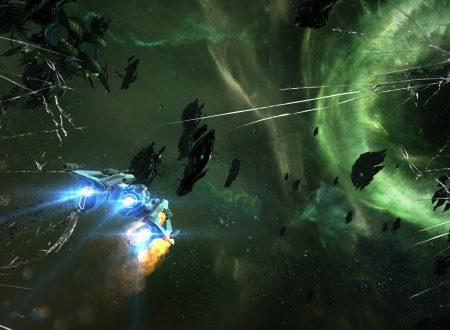 Manticore – Galaxy on Fire, il titolo è in arrivo il 22 marzo sui Nintendo Switch europei