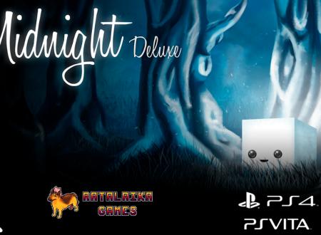 Midnight Deluxe: il titolo è in arrivo prossimamente sull'eShop di Nintendo Switch