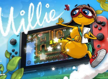 Millie: il titolo è ufficialmente in arrivo a marzo sull'eShop di Nintendo Switch