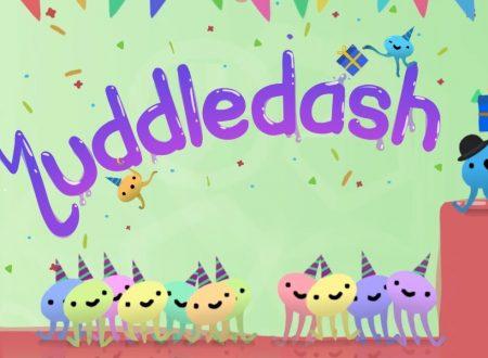 Muddledash: il titolo è in arrivo in primavera sull'eShop di Nintendo Switch