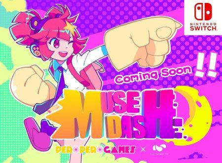 Muse Dash: il titolo annunciato per l'arrivo imminente su Nintendo Switch