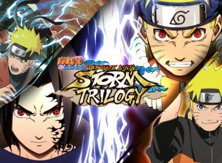 Naruto Shippuden: Ultimate Ninja Storm Trilogy è in arrivo su Nintendo Switch