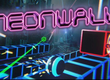 Neonwall: il titolo è in arrivo il 15 marzo sull'eShop europeo di Nintendo Switch