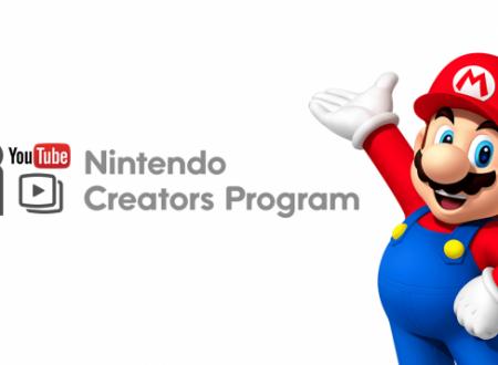 Nintendo Creators Program e i cambiamenti dopo le recenti modifiche di Youtube