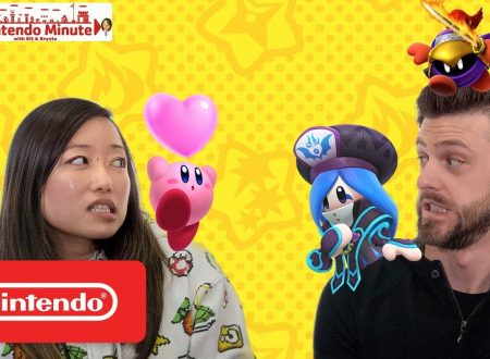 Nintendo Minute: mostrato un nuovo livello e una Boss fight di Kirby Star Allies in video con Kit e Krysta