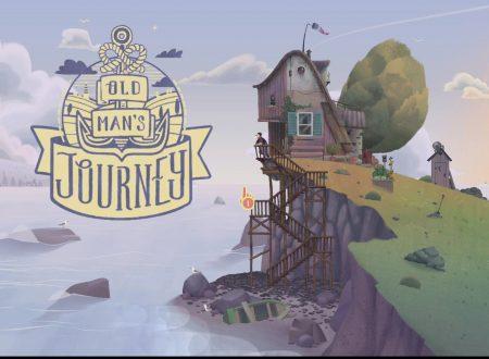 Old Man's Journey: uno sguardo in video al titolo dai Nintendo Switch europei